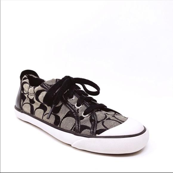 Coach Shoes   Monogram   Poshmark